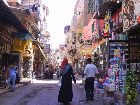 Egypte: historique des quartiers, appellation et sites - Egypt ... | Archéologie | Scoop.it