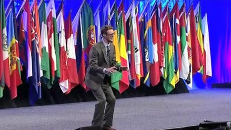 Public Speaking 'World Champion' Teaches his Talent   Public Speaking   Scoop.it