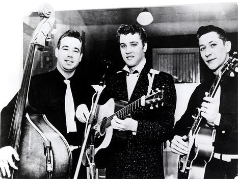How Elvis Sparked the Rock 'n' Roll Era on July 5, 1954   Elvis   Scoop.it