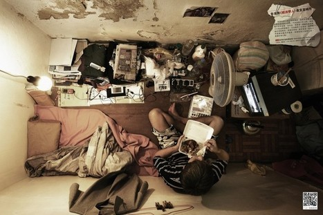 MICRO-APARTMENTS : Ballardian Living Conditions in Hong Kong City... | The Architecture of the City | Scoop.it