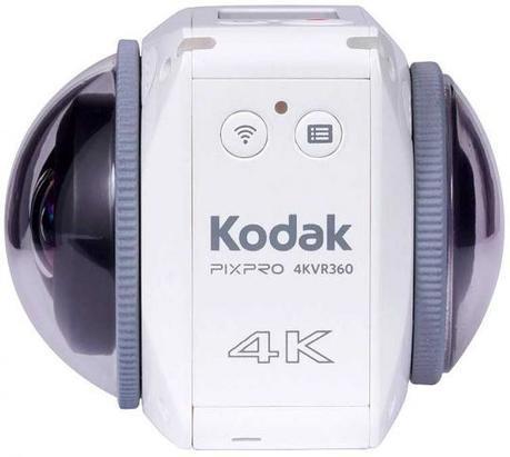 Kodak prepara unha nova cámara de acción para a gravación de vídeo envolvente en 4K | TECNOLOGÍA_aal66 | Scoop.it