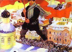 7 novembre 1917 (calendrier grégorien) : Révolution d'Octobre | Chroniques d'antan et d'ailleurs | Scoop.it