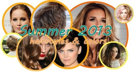 Summer 2013 Hair Trends: Hair Colors and Summer Hairstyles | kapsel trends | Scoop.it