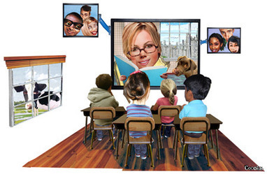 Author Visits? A Remote Possibility: Using Skype to connect is fun and affordable   LibraryLinks LiensBiblio   Scoop.it