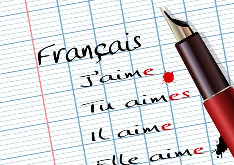 Grammaire Française - Intermédiaire - L'opposition passé composé & imparfait | Le Présent | Scoop.it