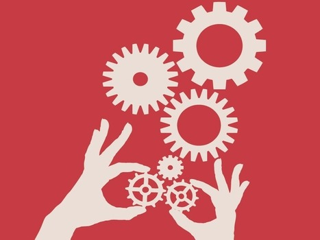 A Two-Gear Construct for Envisioning Blended Learning | Ellis PD | Scoop.it