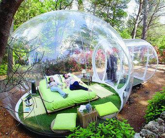 Offrez-vous une chambre insolite dans le Var pour le week-end du 8 ... - Var-Matin | Innovation | Scoop.it
