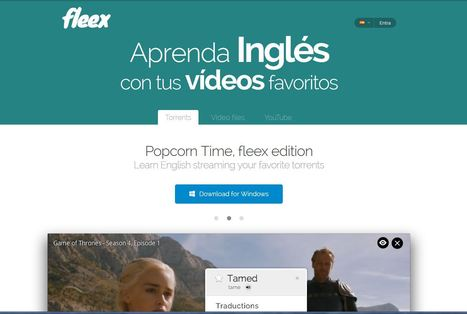 fleex | FOTOTECA LEARNENGLISH | Scoop.it