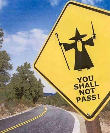 Weird signpost! | Next Book | Scoop.it
