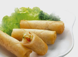 Chinese Spring Roll | Online Information | multionlineinfo | Scoop.it