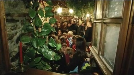 A Loudenvielle, des soirées pas comme les autres dans un café du village - France 3 Midi-Pyrénées | Vallée d'Aure - Pyrénées | Scoop.it