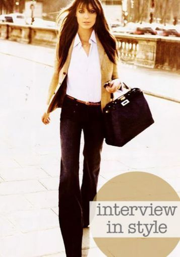 Style Guide: The Perfect Interview Outfit | Career Advice | Scoop.it