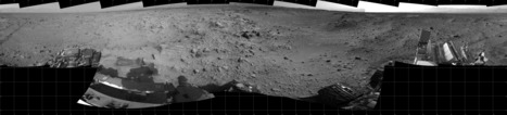 NASA Mars Rover Curiosity Nears Mountain-Base Outcrop   Middle School Earth Science   Scoop.it