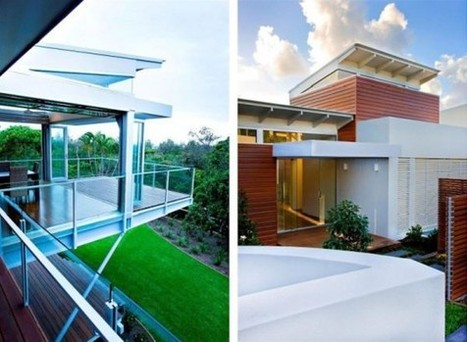 Beautiful Marcus Beach House in Queensland by Robinson ... | Beautiful Beach Houses | Scoop.it