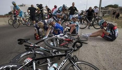 Tour de France 2013 : comment gérer la douleur ... | douleurs et troubles neuro-musculo-squelettiques : approches et traitements | Scoop.it
