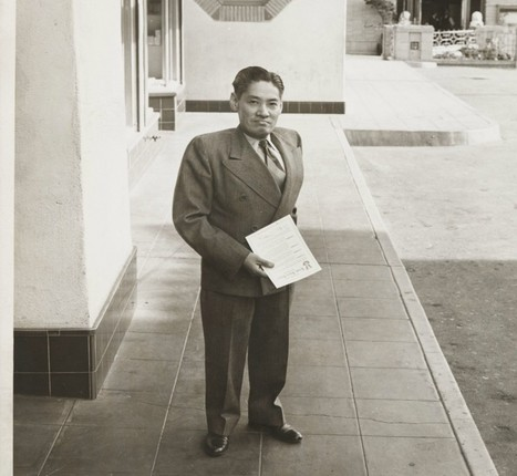 The Lawyer Who Beat Back a Racist Law, One Loophole at a Time - Who We Were - Zócalo Public Square   Chinese American history   Scoop.it