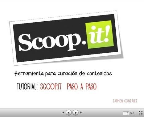 Curación de Contenidos. Tutorial de Scoop.it - ineveryCREA | El Content Curator Semanal | Scoop.it