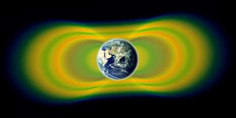 WATCH: Extra Radiation Belt Gets Surprising Explanation | Planets, Stars, rockets and Space | Scoop.it
