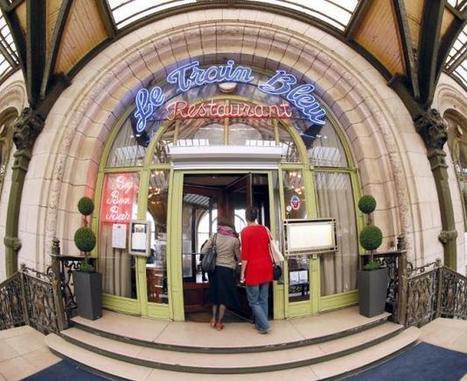 76.700 euros pour le mobilier et de la vaisselle du  train bleu | Les expositions universelles | Scoop.it