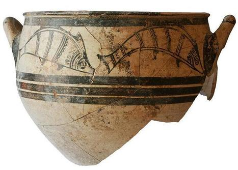 Beautiful treasure in ancient Cyprus tomb reveals island was crucial Mediterranean hub | Archaeology & Archaeological News | Scoop.it