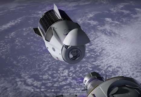 NASA orders second SpaceX crew ferry ship | Spaceflight Now | The NewSpace Daily | Scoop.it
