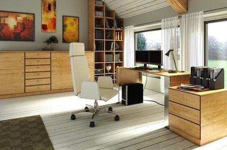 Home Office Furniture - Furniture In Turkey | Furniture and Interior Design Ideas | Scoop.it