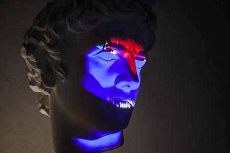 Projection Mapping Revives the Greek God Apollo | Cabinet de curiosités numériques | Scoop.it