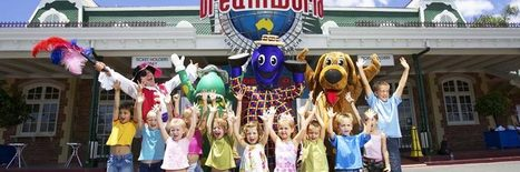 Birthday Parties at Dreamworld | | The best places to take your kids on The Gold Coast | Scoop.it