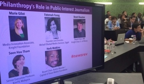 Paying for news by filling a need: Lessons from Austin's Digital News Revenue Summit | Journallynx | Scoop.it