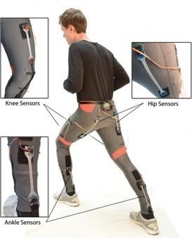ExoSuit, l'exosquelette bio-inspiré à venir loger sous les vêtements | Ressources pour la Technologie au College | Scoop.it