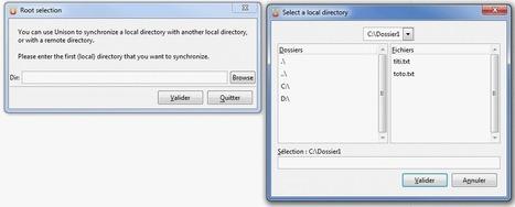 Synchronisation de fichiers bidirectionnelle avec Unison | Time to Learn | Scoop.it