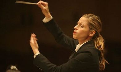 """Female Conductors Aim to Break """"The Last Glass Ceiling"""" 