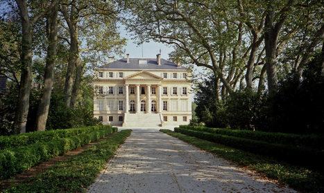 Il était une fois le Château Margaux - Comptoir des Millésimes : le Blog | Vins Grands Crus et Vieux Millésimes | Scoop.it