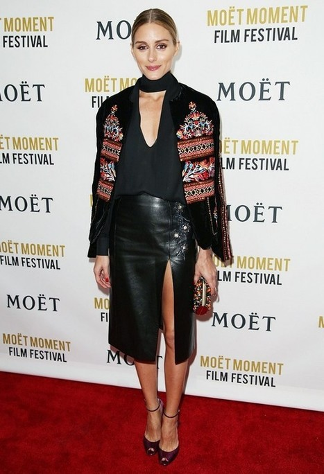 When Olivia Palermo Wears A Zara Piece You Totally Missed In Store... | Digital Media for Brand Marketing | Scoop.it