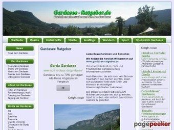 Gardasee-Ratgeber | gutehomepage.net | Frühling am Gardasee | Scoop.it