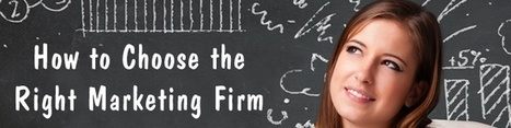 How to Choose the Right Internet Marketing Firm | Web Presence | Scoop.it