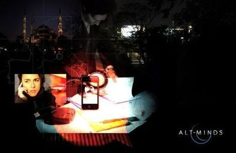 Révolution dans le jeu vidéo: Alt Minds inaugure l'ère du transmédia | TV, new medias and marketing | Scoop.it