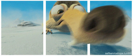 El truco que le da un toque tridimensional a los GIF's - Sopitas.com   Gifs   Scoop.it