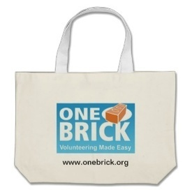 Onebrick | Zazzle.com Store | Volunteering | Scoop.it