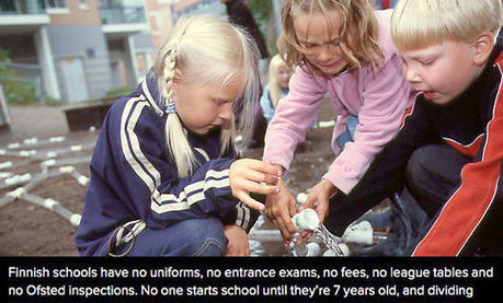 The best education in the world… | Finland | Scoop.it