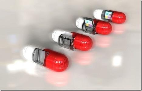 Future Innovation: The Pill: sixth-generation iPod nano   The Jazz of Innovation   Scoop.it