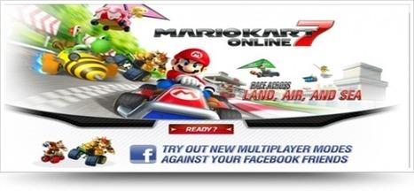 [Facebook] Ne jouez surtout pas à Mario Kart ! | Freewares | Scoop.it