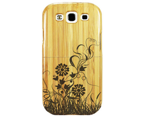 Samsung galaxy s3 Wooden Case | iphone 4 bamboo wood case | Scoop.it