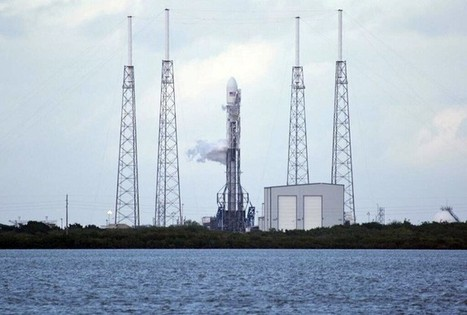 SpaceX rocket launch pushed back to Monday | The NewSpace Daily | Scoop.it