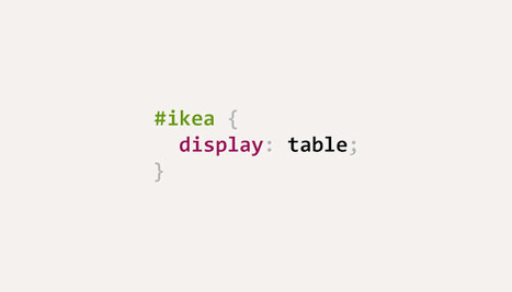 30 CSS Puns That Prove Designers Have a Great Sense of Humor | Webdesign | Scoop.it