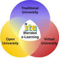 definición aprendizaje mixto, presencial y distancia. blended learning | b-Learning - CUED | Scoop.it