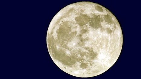 Super Moon Expected this Weekend | Geology | Scoop.it