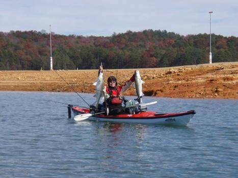 Winter Kayak Fishing Safety: The Basics | Fishing | Scoop.it