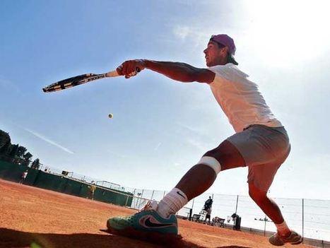 :.: Rafael Nadal: «Parem de falar do meu joelho» - Jornal Record :.: | Play-Off (meias-finais fem.) | Scoop.it