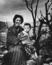 Hiroshima: Portrait of a Mother and Child in an Atomic Wasteland, 1945 | LIFE | TIME.com | Photography Matters | Scoop.it